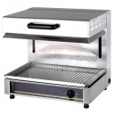 Salamander ROLLER GRILL / 600x510x530 mm / 2,8 kW